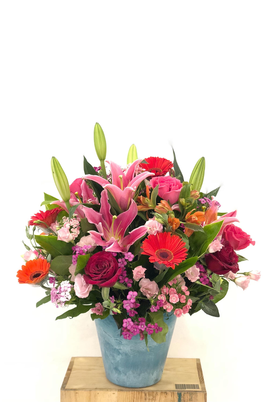 Gigi Veronicas Singapore Online Florist Providing Flowers Hand
